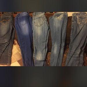 5 jeans for less!!